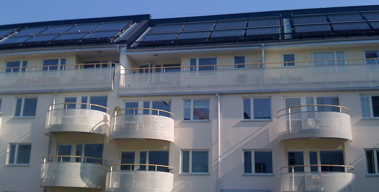 Klimatsmart att bygga hoga hus